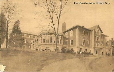 c1910 Fair Oaks Sanitarium, Summit, New Jersey (Summit Fair)