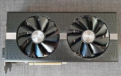 Sapphire Nitro+ Radeon RX 590 8G G5, 8GB GDDR5, DVI, 2x HDMI, 2x DP