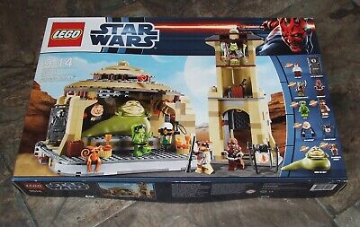 LEGO - STAR WARS Jabba's Palace 9516 / Brand New in Sealed Box / RETIRED SET