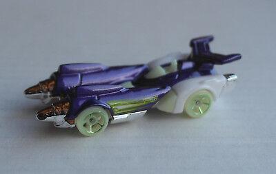 Hot Wheels Ollie Rocket violettmetallic/weiß Auto Rakete Spielzeugauto HW Mattel