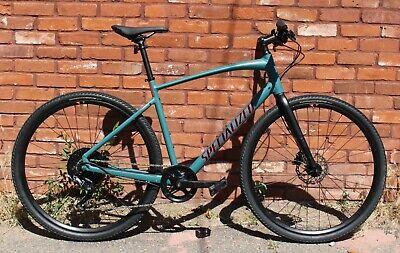 Specialized Sirrus X 2.0 City Bike - L - 700c - 1x8 - Disc- Advent NO RESERVE
