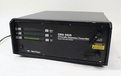Anritsu Nettest Cma 5000 Chromatic Dispersion Transmitter 5301-500-cdphse