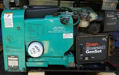 Onan Generator 4000 Watt Emerald I Rv Motorhome