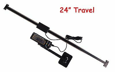 """Digital Readout DRO Igaging 24"""" 600 mm AC Power Articulating Remote Display"""