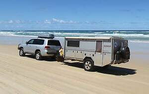 Australian Off Road Quantum ZS Super Camper with lots of extras Beeliar Cockburn Area Preview