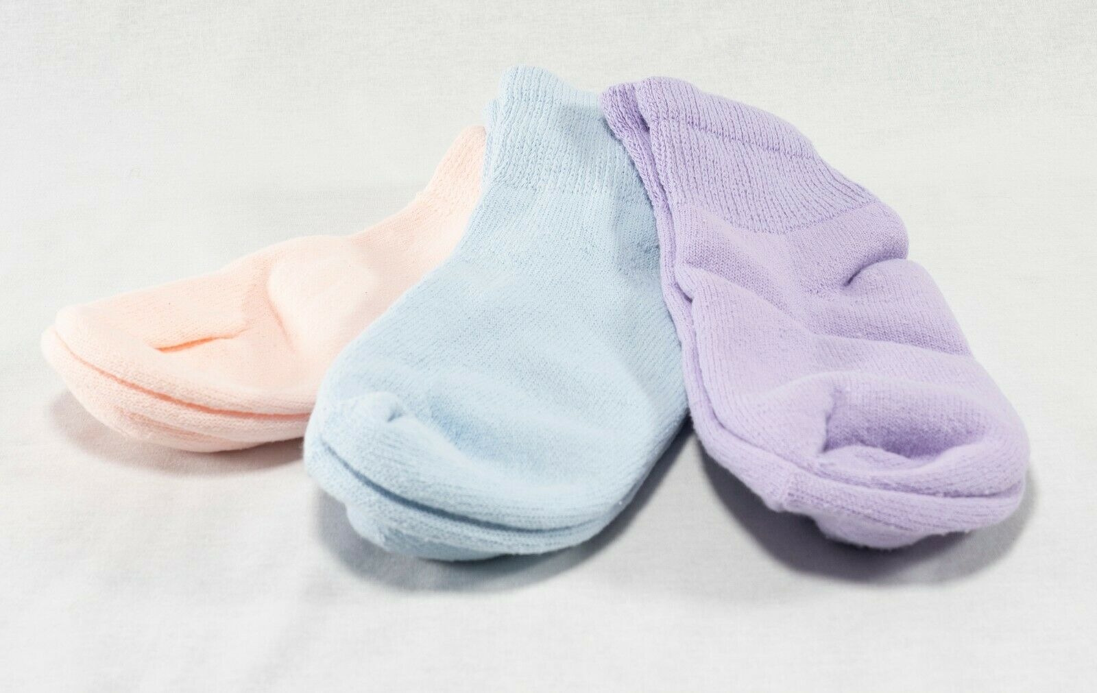 Ladies Bed Socks Cozy Wrom Made in USA Set of 3 Winter bed Toasty 3 PAIRS Clothing, Shoes & Accessories