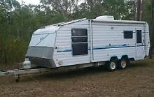 WINDSOR STATESMAN ROYALE - 23ft - FREE CAMP - SEPERATE TOILET/SHR Newham Macedon Ranges Preview
