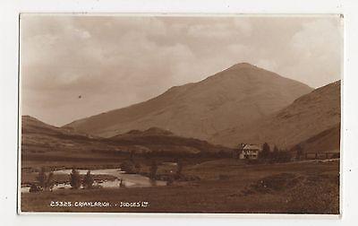 Crianlarich, Judges 25325 Scotland Postcard, A896