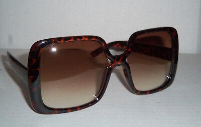 Jackie O Vintage 60's Glamorous Fashion Retro Sunglasses - TORTOISE
