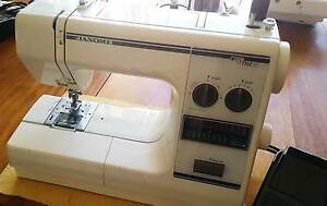 sewing machine Janome My Syle 16 good working order Belmont Lake Macquarie Area Preview