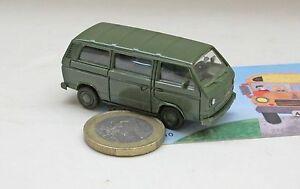 Herpa-700139-VW-T3-bully-Bronce-Verde-034-BW-034