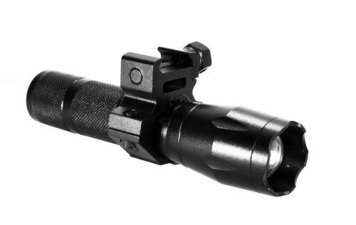 Mossberg 500 weaponlight tactical flashlight 1200 lumen hunting light shotgun.