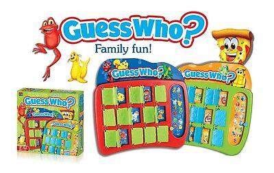 Juego de mesa Adivina Quien Juguete Quien es Quien Preguntas y Respuestas...
