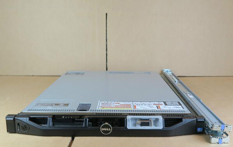Dell PowerEdge R620 2 x EIGHT-CORE XEON E5-2670 384Gb RAM Dell Warranty Server
