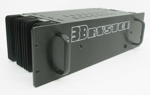 Rack Mount Bryston 3B Professional Stereo Power Amplifier 400 W @ 8 OHM