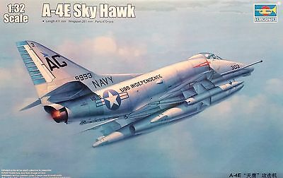 "TRUMPETER® 02266 US Navy A-4E ""Sky Hawk"" in 1:32"