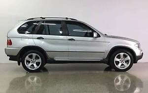 2004 BMW X5 Wagon 3.0 Diesel MY05 Ashmore Gold Coast City Preview