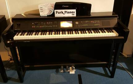 Yamaha CVP705B Clavinova NEW @ Park Pianos