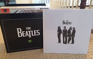 The Beatles Vinyl Box Set Stereo