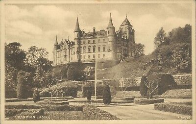 Dunrobin castle valentine A mennie