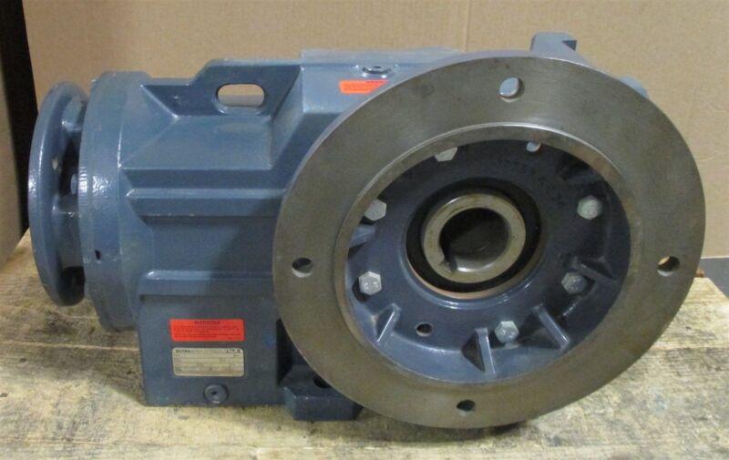 Falk UltraMite 08UBF03A71A1C Gear Reducer 72.86:1 Ratio 9.51 HP 1750 RPM Used