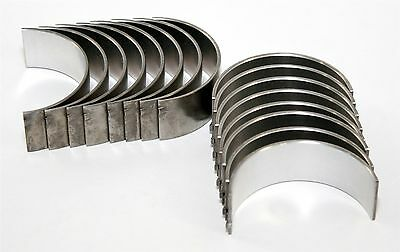 Small Block Chevy ACL Large Journal Rod Bearings 350 400 SBC 8B663P10 .10 Under - Large Journal Rod Bearings