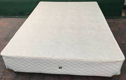 Excellent condition Sealy Brand double bed base only for sale