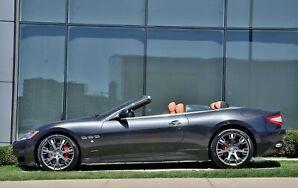 2012 Maserati GRANTURISMO CONVERTIBLE S PRIX REDUIT - RESERVED