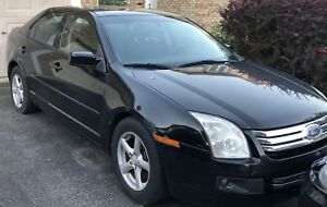 Ford Fusion Se - 2007 - as is