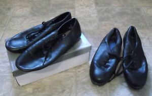 Spotlights Jazz Shoes Size 4.5, Capezio Flex Tap Shoes Size 6.5