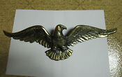 Brass Bird Wall Hanging
