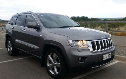 **Reduced 2011 Jeep Grand Cherokee Limited - Diesel North Haven Port Adelaide Area Preview