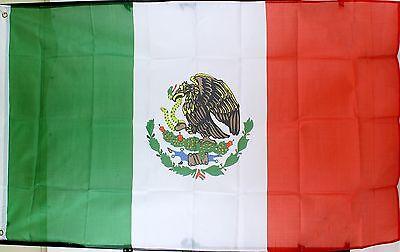 3' x 5' Nylon Flag of Mexico Bandera de México Mexican National Flag NEW