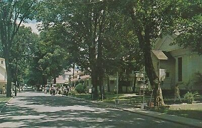Q   Maplecrest  Ny   Main Street   Residential Area