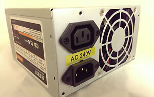 500W Power Supply P4 / AMD ATX 24&20pin, 1 xSATA inc.
