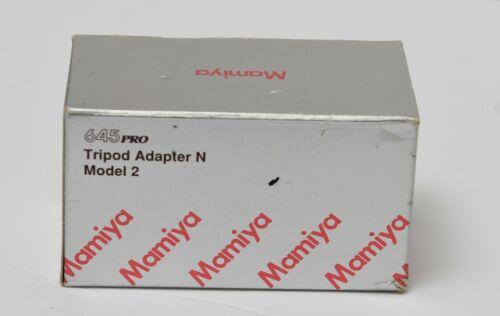 Mamiya M645 Super Tripod Adapter N Model 2  - Mint