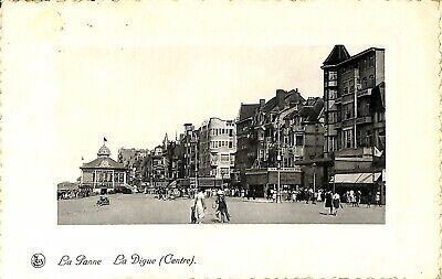 CPA - Belgique - De Panne - La Panne - La Digue