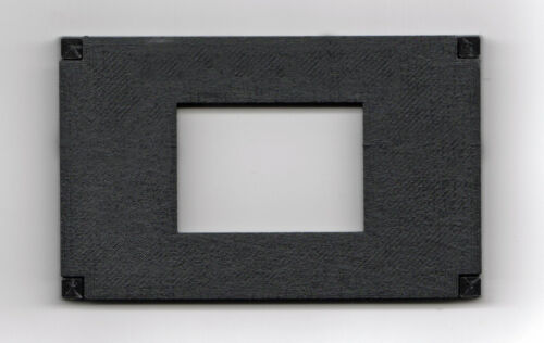 35 mm film holder/adapter made for Nikon ES-1 Slide Duplicator