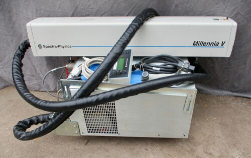 SPECTRA PHYSICS Millennia V Laser #1710