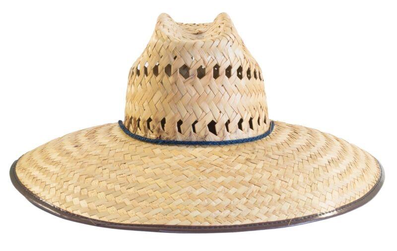 Men/'s El General Natural Palm Hat Style Zapatista Sombrero de Palma Natural