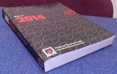 NEW 2014 NEC National Electrical Code Book NFPA 70 - Softbound - FREE SHIPPING