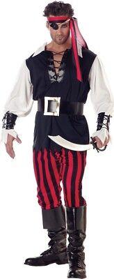 Piraten-Mörder Kostüm für Erwachsene - Pirate Kostüm Für Erwachsene