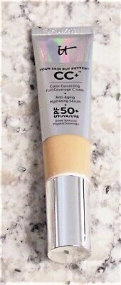 It Your Skin But Better CC+ Cream Foundation    NEW WITHOUT BOX    FREE