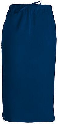 (Cherokee  NWT Scrub Skirt (4509) Navy XS to 5X)