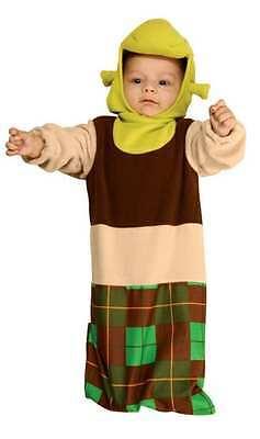 3-6 Month Monkey Halloween Costume (Shrek the Third Costume Size 0-9 months 3 6 9)