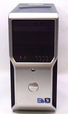 Fast Gaming Dell Precision Core i7 3.73 Ghz Max Turbo  8GB RAM 250 SSD HD