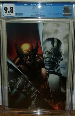 Wolverine 6 Cgc 9.8 Virgen Variante 1ST Figura De Solem