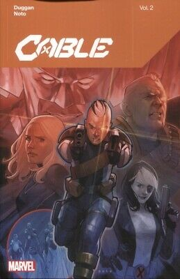CABLE BY GERRY DUGGAN TPB VOLUME 2 / NEW UNUSED