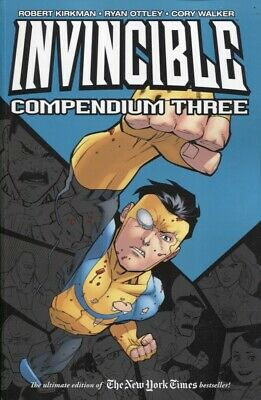 INVINCIBLE COMPENDIUM TP VOL 3 / REPS 97-144 / NEW-UNREAD