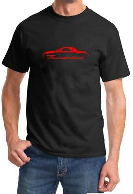 2002-05 Ford Thunderbird Classic Color Design Tshirt NEW Free Ship ()